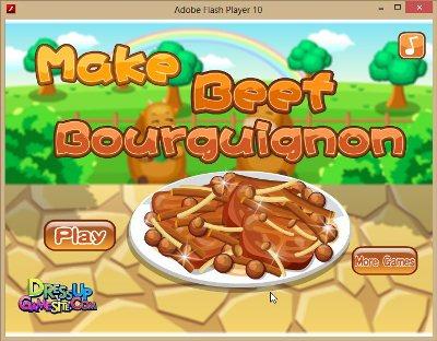 Make Beef Bourguignon